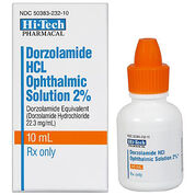 Dorzolamide HCL Ophthalmic Solution-product-tile