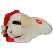 Multipet Lamb Chop Holiday Dog Toy-product-tile