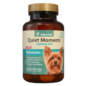 NaturVet Quiet Moments Calming Aid Plus Melatonin-product-tile