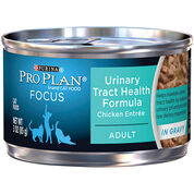 Pro Plan Focus Urinary Tract Health Canned Cat Food-product-tile