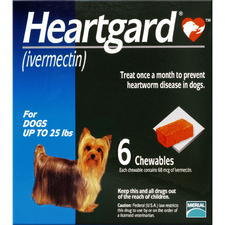 Dog Heartgard Chewables-product-tile