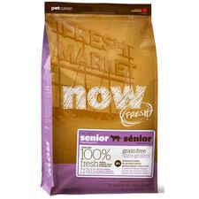 Now Grain Free Senior Recipe Dry Cat Food-product-tile