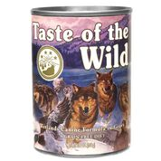 Taste Of The Wild Canned Dog Food-product-tile