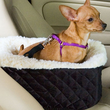 Snoozer Console Pet Car Seat-product-tile