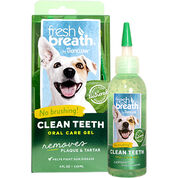 TropiClean Fresh Breath Clean Teeth Oral Care Gel-product-tile