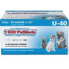 U-40 Syringes for ProZinc & Vetsulin Insulin-product-tile