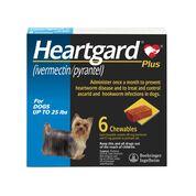 Heartgard Plus Chewables 6pk Blue 1-25 lbs-product-tile