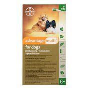 Advantage Multi 6pk Dogs 3-9 lbs-product-tile