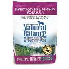 Natural Balance L.I.D. Limited Ingredient Diets Sweet Potato & Venison Formula-product-tile