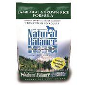 Natural Balance L.I.D. Limited Ingredient Diets Lamb Meal & Brown Rice Formula-product-tile