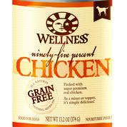 Wellness Ninety-Five Percent Canned Dog Food-product-tile