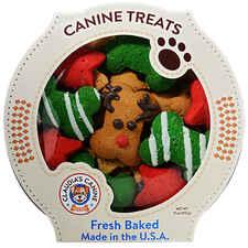 Claudia's Canine Bakery Reindeer Wonderland Canine Treats-product-tile