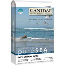 Canidae Grain Free Pure Sea Salmon Meal Dry Dog Food-product-tile