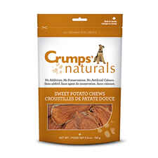 Crumps' Naturals Sweet Potato Chews-product-tile