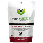VetriScience Vetri Cardio Canine Bite Sized Chews for Dogs-product-tile
