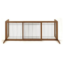 Freestanding Pet Gate Large-product-tile
