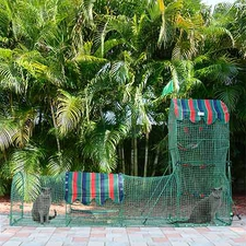 Kittywalk Outdoor Cat Enclosure-product-tile
