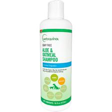 Vetoquinol Care Aloe & Oatmeal Shampoo-product-tile