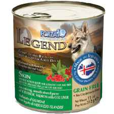 Forza10 Nutraceutic Legend Skin Icelandic Fish Recipe Grain-Free Canned Dog Food-product-tile