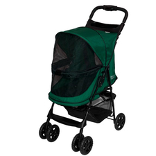 Pet Gear Happy Trails No Zip Pet Stroller-product-tile