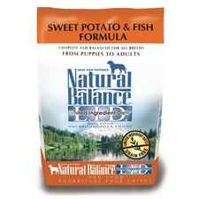Natural Balance L.I.D. Limited Ingredient Diets Sweet Potato & Fish Formula-product-tile