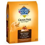 Nature's Recipe Grain Free Easy to Digest Dry Dog Food-product-tile
