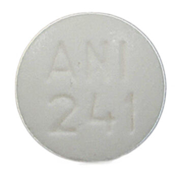 Methazolamide 50 mg (sold per tablet)
