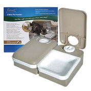 Eatwell (TM) 2-Meal Pet Feeder by PetSafe (R)-product-tile