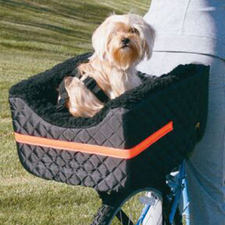 Snoozer Pet Rider Bicycle Seat Lookout-product-tile