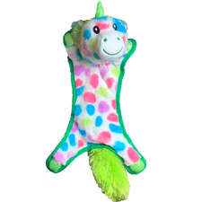 Multipet Ball-Head Unicorn Dog Toy-product-tile