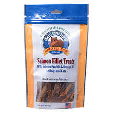 Grizzly Salmon Fillet Treats-product-tile