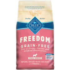 Blue Buffalo Freedom Small Breed Dry Dog Food-product-tile