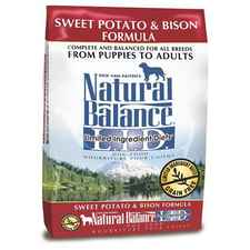 Natural Balance L.I.D. Limited Ingredient Diets Sweet Potato & Bison Formula-product-tile
