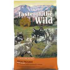 Taste of the Wild High Prairie Dry Puppy Bison Formula-product-tile