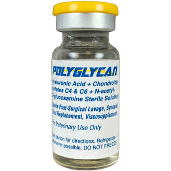 Polyglycan 10 ml Vial