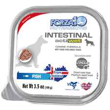 Forza10 Nutraceutic Actiwet Intestinal Support Icelandic Fish Recipe Canned Dog Food-product-tile