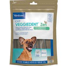 C.E.T. VEGGIEDENT Zen Tartar Control Chews for Dogs-product-tile