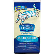 Premium Choice Unscented Scoopable Cat Litter