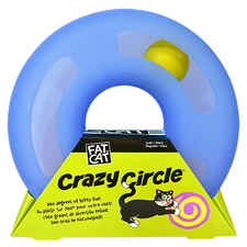 Crazy Circle Interactive Cat Toy-product-tile