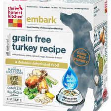 The Honest Kitchen Embark Grain Free Turkey Dehydrated Dog Food-product-tile
