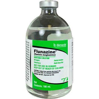 Flunazine Injectable Solution 100 ml Vial