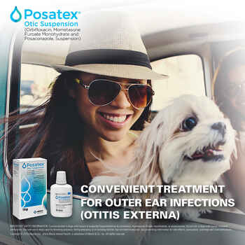 Posatex Otic Suspension