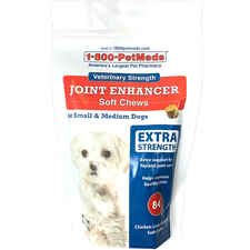 Veterinary Strength Joint Enhancer with MSM Soft Chews-product-tile