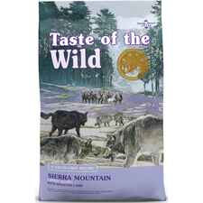 Taste Of The Wild Sierra Mountain Canine Formula Dry Dog Food-product-tile