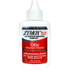 Zymox Plus Advanced Formula Otic Enzymatic Solution with Hydrocortisone-product-tile