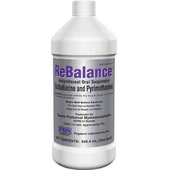 ReBalance Antiprotozoal Oral Suspension 1 quart