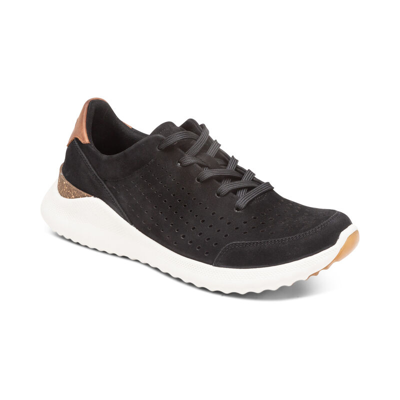 Aetrex Laura Arch Support Sneakers