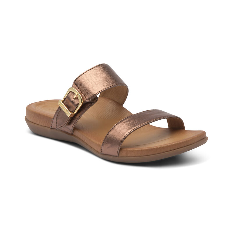Aetrex Mimi Water-Friendly Sandal