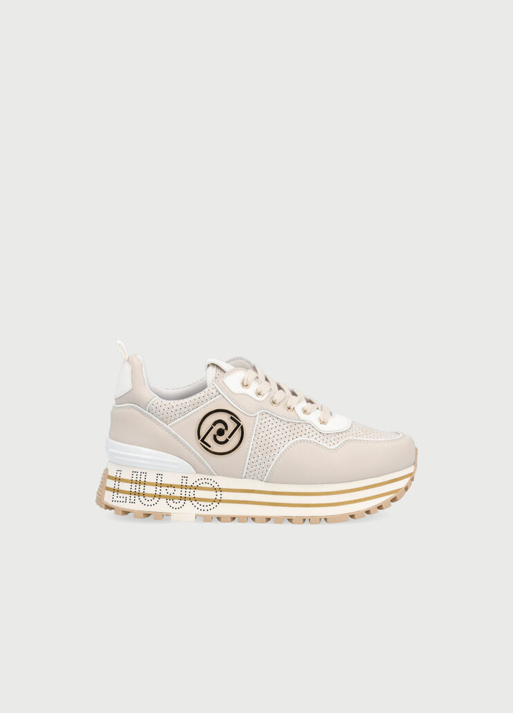 Sneakers with logo Milk Liu Jo - medium