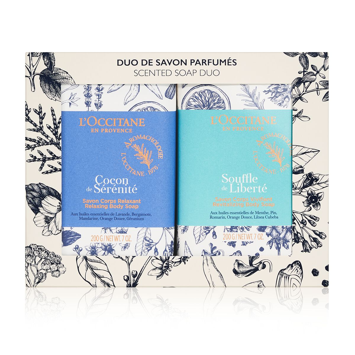 Scented Soap Duo